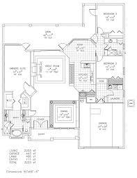 Carolina Home Plans by Carolina New Home Floor Plan Palm Coast And Flagler Beach Fl