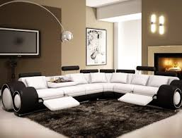 Modern White Bonded Leather Sectional Sofa Likablesample Of Phoenix 100 Full Aniline Leather Sectional Sofa