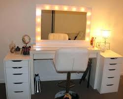 Diy Makeup Vanity Mirror With Lights Vanities Best 25 Makeup Vanity Lighting Ideas On Pinterest