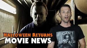 halloween returns news update 3 september 2015 youtube