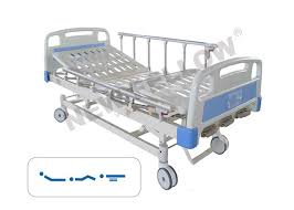 rotating hospital bed manual rotating bariatric medical hospital bed with wheels