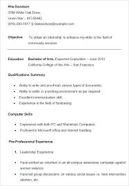 exle of resume for college student 2 resume for college student 2 sle resume for college student