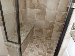 Shower Designs With Bench Tile Shower Bench Ideas 27 Design Images With Tile Shower Seat