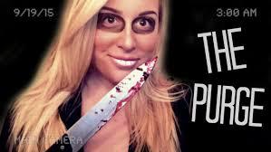 the purge makeup tutorial youtube