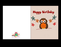 Birthday Card Print Happy Birthday Cards To Color Image Collections Free Birthday Cards