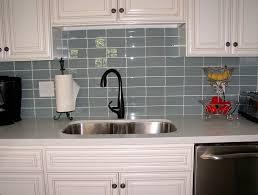 Emejing Large Glass Tiles For Backsplash Photos Home Design - Large tile backsplash