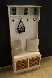 Schlafzimmer Bank Antik Garderobe Mit Sitzbank Antik Weiß Landhaus Truhenbank Truhe