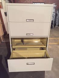 Hon 42 Lateral File Cabinet by 5 Drawer Steelcase 36