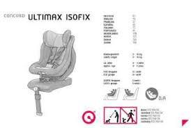 si e auto concord ultimax concord ultimax isofixandere handbuch in herunterladen 4c