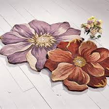 Shaped Area Rugs New Free Flower Shaped Area Rugs 11 24400