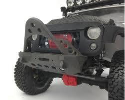 jeep stinger bumper metal smittybilt xrc m o d bumper w stinger by knight customs