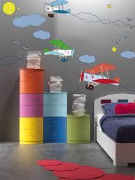 modele chambre enfant déco chambre de garçon avions ou bâteau mes cadeaux bébé