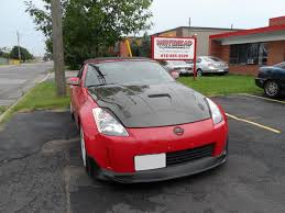convertible nissan 350z nissan 350z convertible tuned whitehead performance whitehead