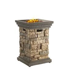 Patio Bricks At Lowes by Shop Gas Fire Pits At Lowes Com