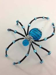 75 best beaded spiders images on beaded spiders