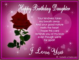 Wedding Wishes Regrets Happy Birthday Wishes For Daughter From Mom And Dad Inspirational