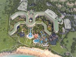 Mandalay Bay Pool Map Grand Wailea A Waldorf Astoria Resort Maui Hawaii
