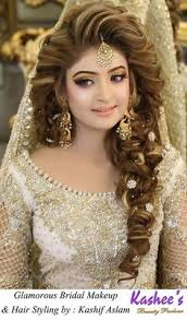 pakistani hair style in urdu kashee s pakistani bridal makeup and hairstyling by kashif aslam