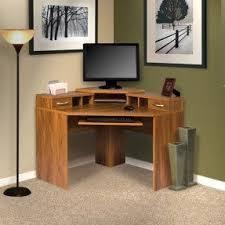 Corner Computer Desk Furniture Pine Home Office Furniture Foter