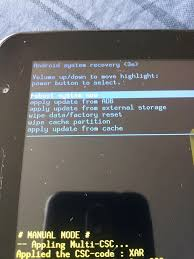 android boot into recovery guide rebooting into recovery mode for the galaxy s2 s3 and