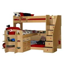 Bunk Beds For Three Bunk Beds For One Person Home Design Ideas