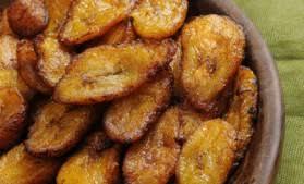 cuisiner banane plantain bananes plantain frites pour 4 personnes recette