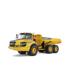 volvo dump truck a30f articulated haulers overview volvo construction equipment