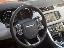 range rover silver interior 2016 range rover sport hse td6 diesel interior steering wheel