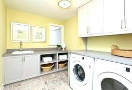 Laundry Room Cabinets With Sinks Laundry Room Sinks And Cabinets Ghanko