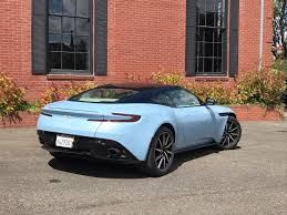 2017 aston martin db11 2017 aston martin db11 a first look at a rare delight kboi