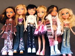 bratz dolls history characteristics