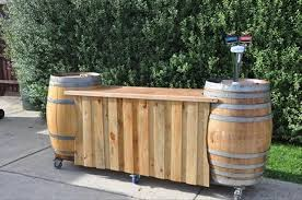 recycled wood pallet bar ideas pallet ideas recycled upcycled