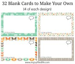 blank cards free printable blank cards passionative co