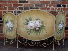 Hand Painted Fireplace Screens - 108 best victorian fireplace screens images on pinterest