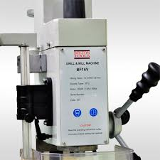 variable speed milling machine mill drill bolton tools