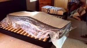 King Size Bed Prices Unboxing King Size Casper Mattress Youtube