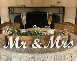 rustic wedding centerpieces rustic mr and mrs etsy