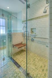 Shower Doors San Francisco San Francisco Folding Shower Doors Bathroom Traditional With Glass