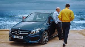 mercedes subsidiaries grow up the compact vehicles from mercedes grow up