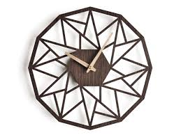 Oversized Clocks by Oversized Wall Clocks Also With Alarge Wooden Clock Also With