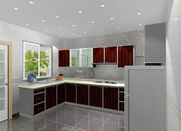 Tv In Kitchen Ideas Advantages Of L Shaped Kitchen Ideas U2013 Home Design And Decor