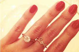 ring engaged how to get conrad s engagement ring style bridal musings