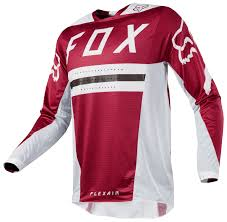 fox motocross jerseys fox racing flexair preest jersey cycle gear