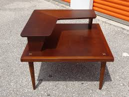 2 Tier Desk by On Sale Rare Mid Century Modern American Of Martinsville 2 Tier