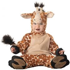 Infant Toddler Halloween Costume Amazon Baby Giraffe Costume Size Infant 12 Months Clothing