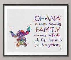 25 lilo stitch ohana ideas lilo