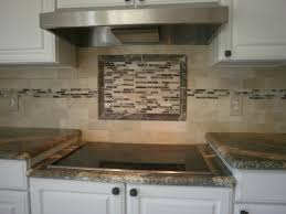 Kitchens With Glass Tile Backsplash Kitchen Glass Mosaic Backsplash
