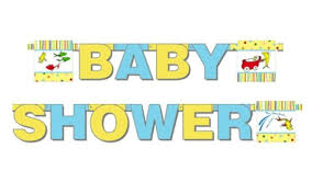 baby shower banners second marketplace aj baby shower banner 3