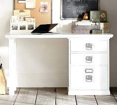 white desk with file cabinet projects inspiration design manilla