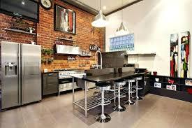 industrial style kitchen islands industrial style kitchen whimsical industrial kitchen design ideas